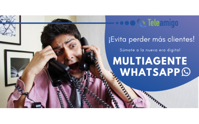 Multiagente WhatsApp